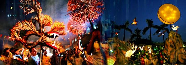 Lễ hội trung thu tại các nước châu Á