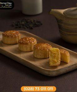 Bánh Giòn Tan Dừa Và Thơm