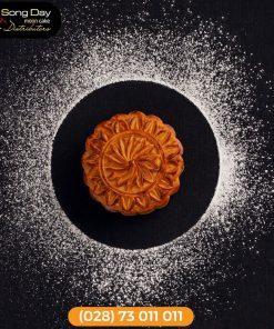 Bánh trung thu Brodard Đậu đỏ chay 250g