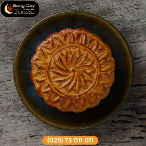 Bánh trung thu Brodard Hạt sen chay 250g