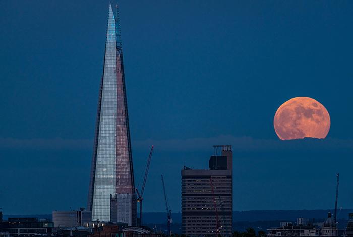 [Bộ sưu tập 2021] Tổng hợp những hình ảnh Mặt Trăng đẹp nhất 15