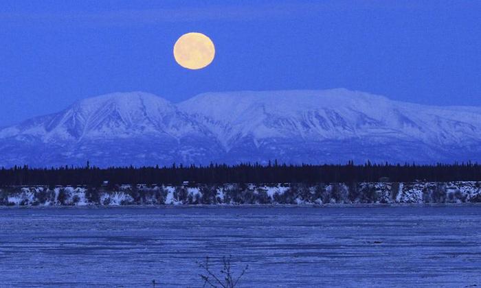 [Bộ sưu tập 2021] Tổng hợp những hình ảnh Mặt Trăng đẹp nhất 16