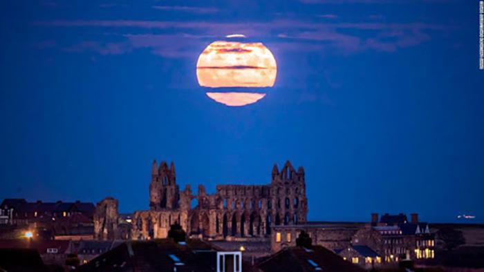 [Bộ sưu tập 2021] Tổng hợp những hình ảnh Mặt Trăng đẹp nhất 19