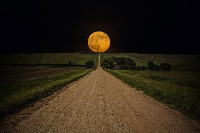 [Bộ sưu tập 2020] Tổng hợp những hình ảnh Mặt Trăng đẹp nhất 2