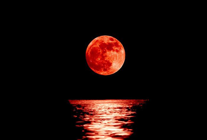 [Bộ sưu tập 2021] Tổng hợp những hình ảnh Mặt Trăng đẹp nhất 6