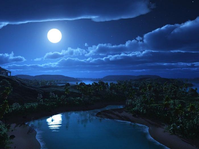 [Bộ sưu tập 2021] Tổng hợp những hình ảnh Mặt Trăng đẹp nhất 9