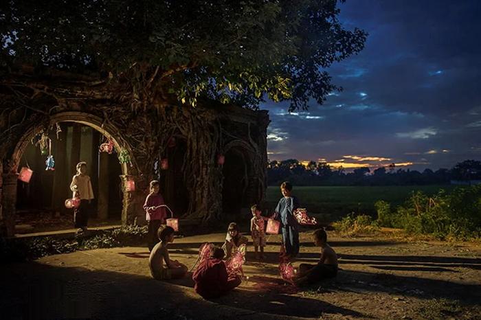 Loạt ảnh mô tả Tết Trung Thu xưa và nay sau 10 năm 13