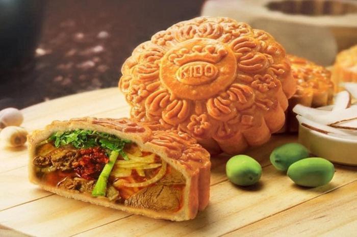Bánh trung nhân bún bò đậm đà ẩm thực Huế